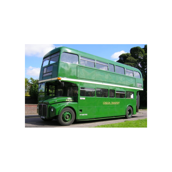 Old Green Bus (Amersham & District Motorbus Society)