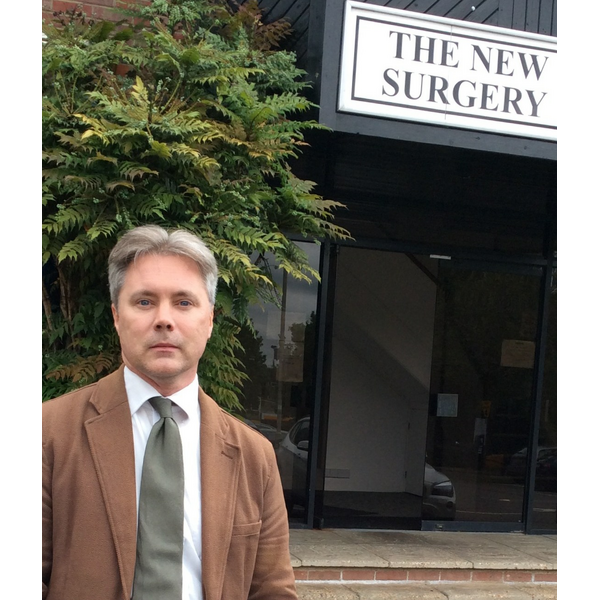 Christopher Townsend at New Surgery